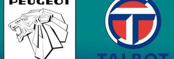Vertragsunterzeichnung mit Peugeot Talbot